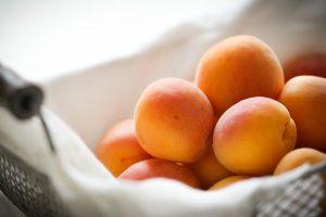 Die Aprikosen-Saiso beginnt im Juli
