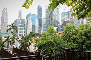 Singapur, die Löwenstadt
