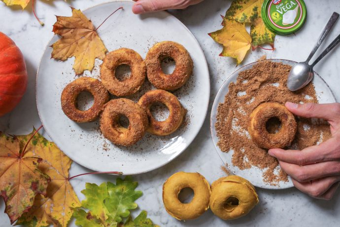 Awesome vegan Donuts – Two Ways
